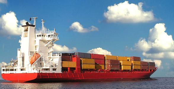 国际海运中装卸船货运单证流程