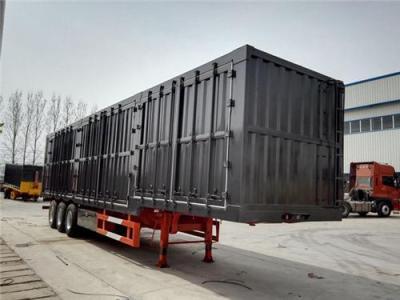 零担货物的托运以及整车货物的运输操作详解
