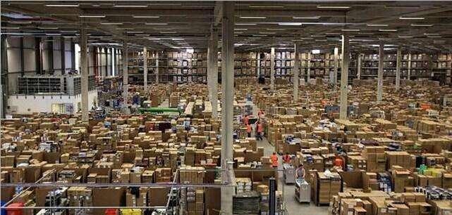 美国fba海外仓退货换标费用及仓储费