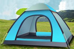户外帐篷到美国亚马逊FBA仓库选用海运拼箱价格