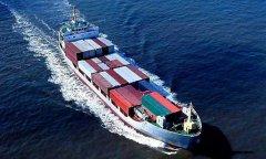海运美国拼箱散货门到门服务