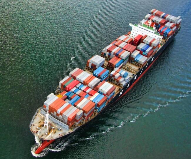 FBA海运整柜发美国信赖保时运通