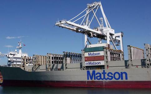 美森快船对于中美FBA专线海运的意义