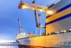 美森快船成为中国到美国海运主力航线渠道