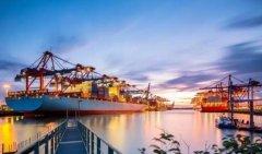中国到美国FBA海运整柜和散货拼箱出口简要流程及注意事项