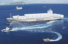 亚马逊海运FBA中美专线操作流程简介