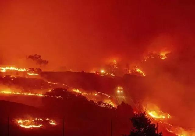 美国加州山火进入紧急状态,FBA货物派送将会延迟