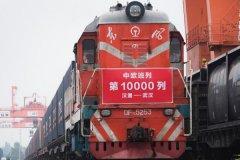 保时运通开通中欧铁路FBA头程服务到德国英国法国意大利FBA仓物流